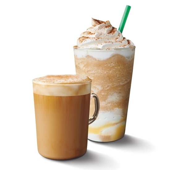 Starbucks Cinnamon Shortbread Latte 2019