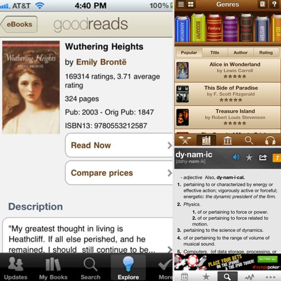 Must-Have Apps For Book Lovers