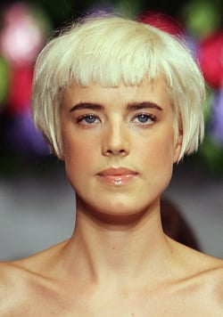 Photo of Agyness Deyn on Catwalks at Henry Holland London Fashion Week. Will You Grow Your Brows Like Agyness?