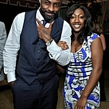 Dad Idris Elba
