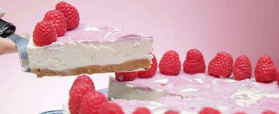 This No-Bake Vegan Cheesecake Will Blow Your Mind