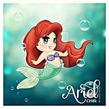 Disney Ariel Chibi