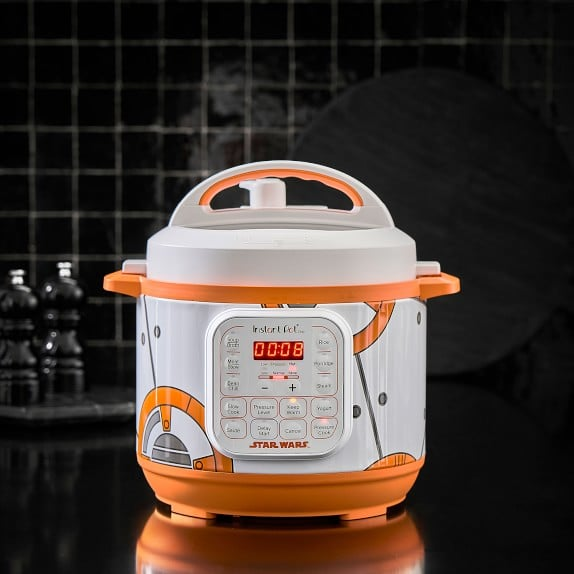 Star Wars BB-8 Instant Pot Pressure Cooker