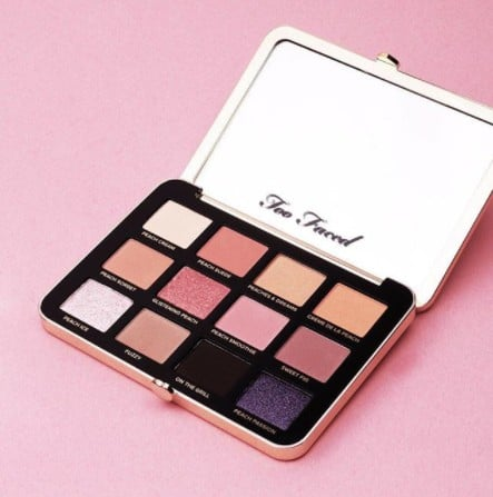 Too Faced White Peach Palette at Sephora