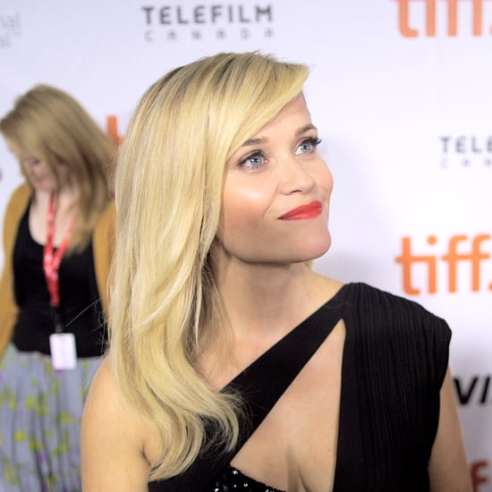 Reese Witherspoon Talks About Going Deep For Wild