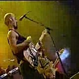 Silverchair performing Midnight Oil's I Don't Want to Be the One, 2006