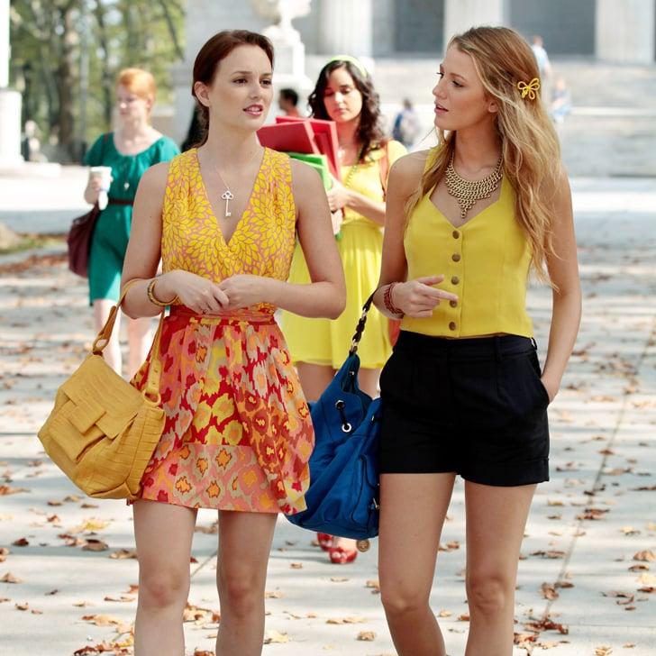 gossip girl fashion facts  popsugar fashion
