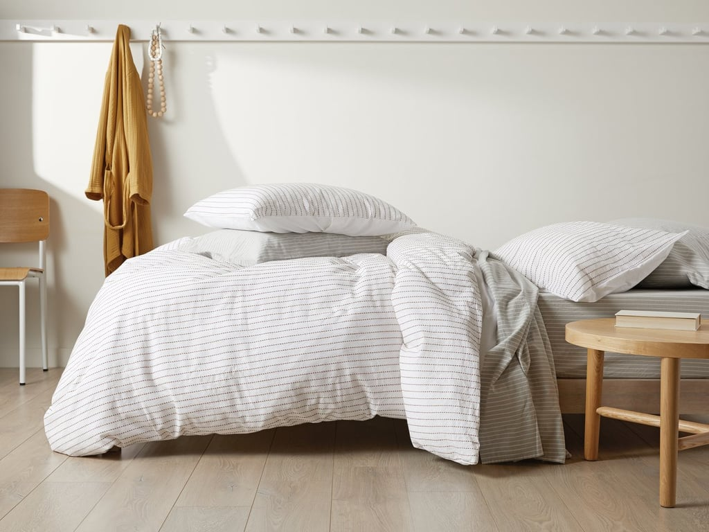 Madewell x Parachute Stitched Duvet Cover Set