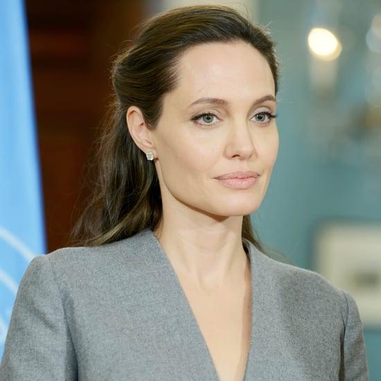 Brad Pitt and Angelina Jolie Divorce Details