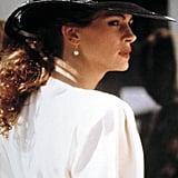 Vivian's Chic Black and White Daywear
