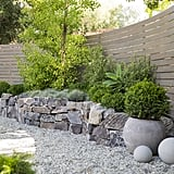Add Height With Stacked Stones
