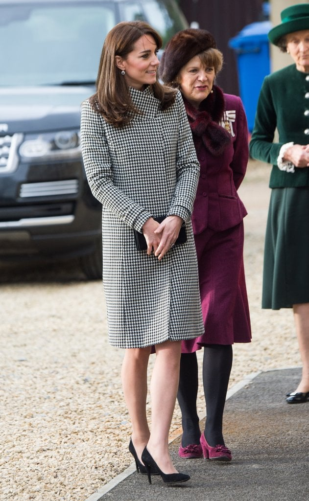 Coats With A Cool Print Kate Middleton Fall Coats