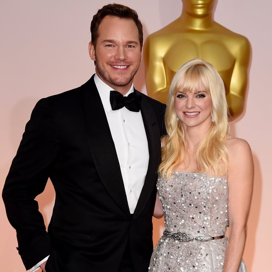 Anna Faris Posts a Picture of Chris Pratt and Jack Aug ...