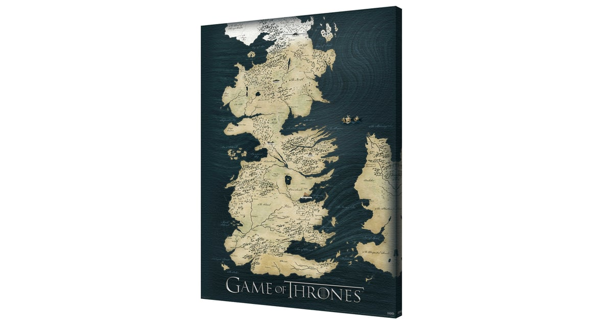 Pyramid america game of thrones map canvas wall art best game of pyramid america game of thrones map canvas wall art best game of thrones gifts popsugar entertainment photo 14 sciox Image collections