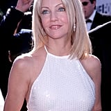 Heather Locklear's Layered Lob and Fresh Makeup