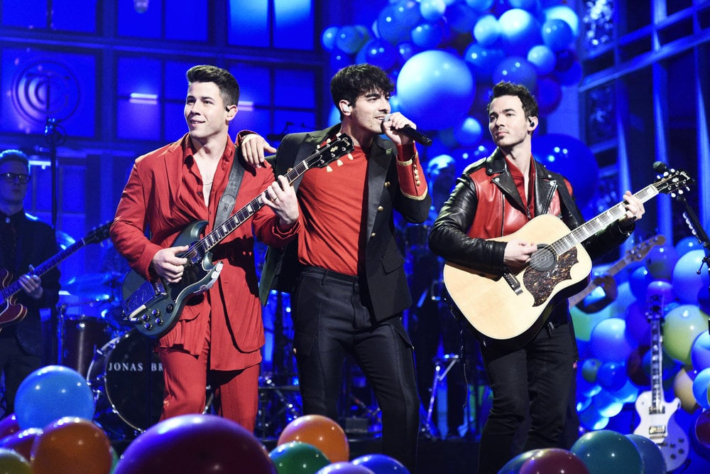 Jonas Brothers SNL Performance Videos May 2019