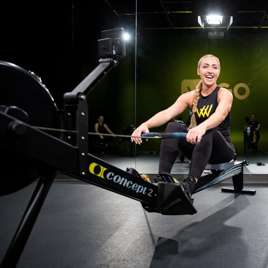 20-Minute HIIT Rowing Workout For Weight Loss