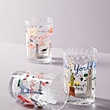 Libby VanderPloeg Skyline Juice Glass
