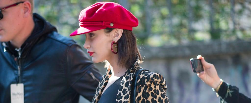 Kaia Gerber and Bella Hadid Had a Major Twinning Moment During Fashion Week