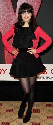 Celeb Style: Zooey Deschanel