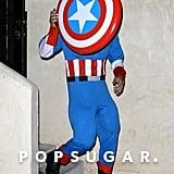 Gerard Butler as Captain America