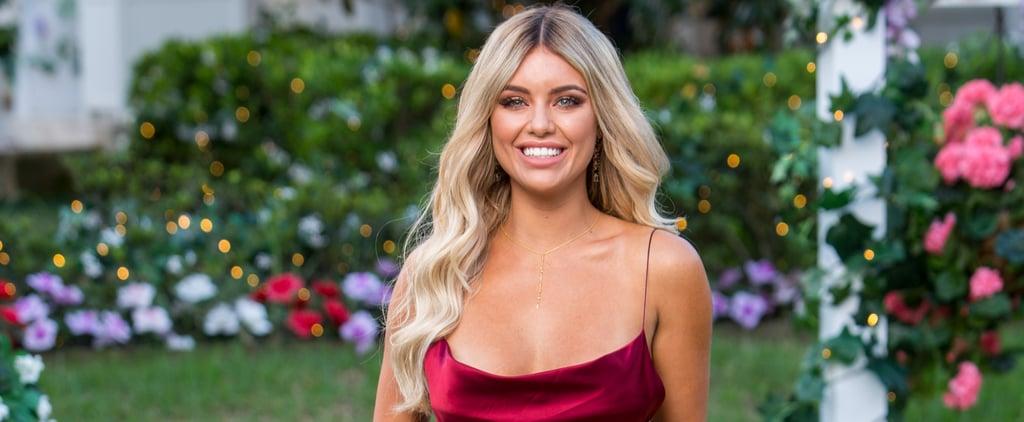 Monique Morley Single Date The Bachelor Australia