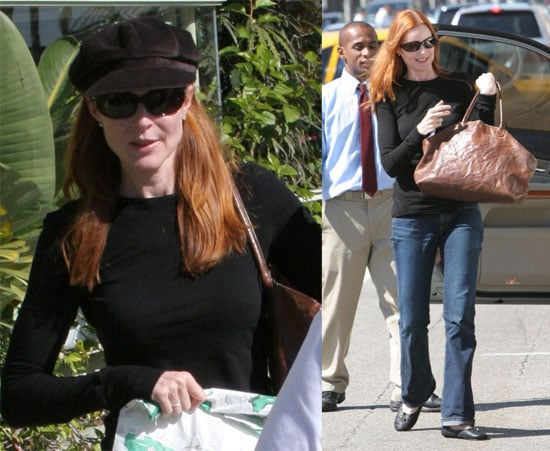 Marcia Spends Some Time Away From Wisteria Lane
