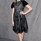 Chloe Moretz in Chanel.