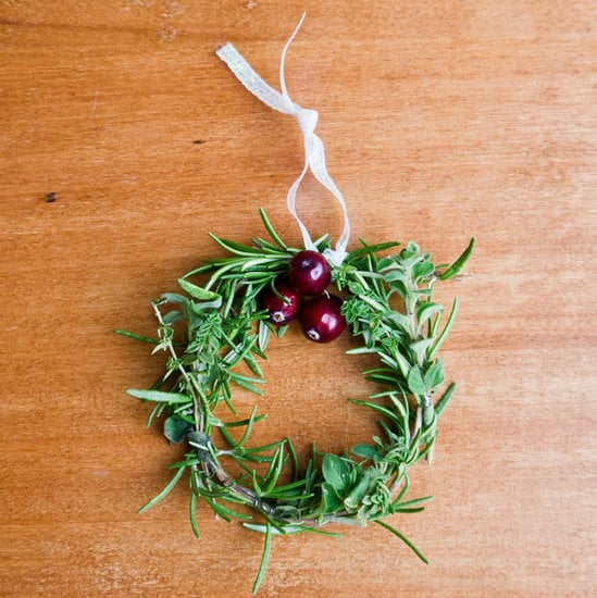 DIY Herb Wreath