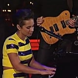 """Alicia Keys Sings """"If I Ain't Got You"""" on Live on Letterman in 2011"""