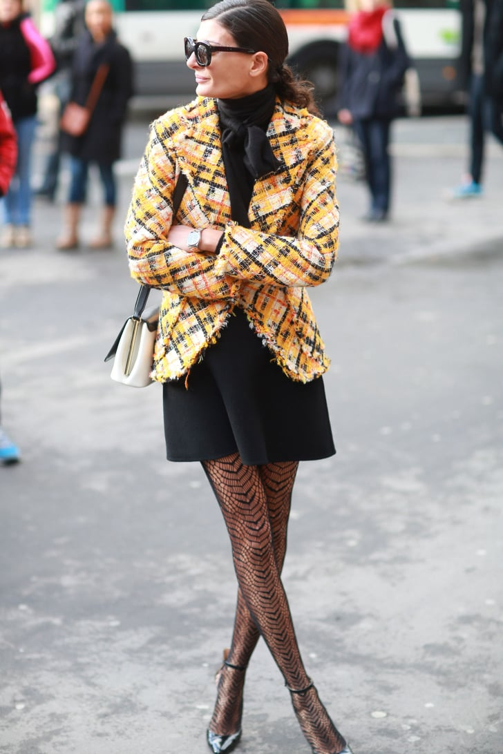 Pfw Street Style Day Seven Best Street Style At Paris