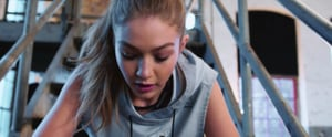 Gigi Hadid Reveals the Exact Fitness Mentality She Uses to Get In the Zone at Work