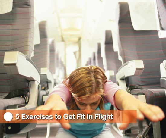 Exercises to Do While Flying