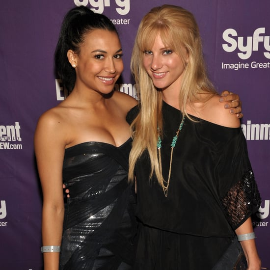 Watch Heather Morris's Tribute Dance For Naya Rivera