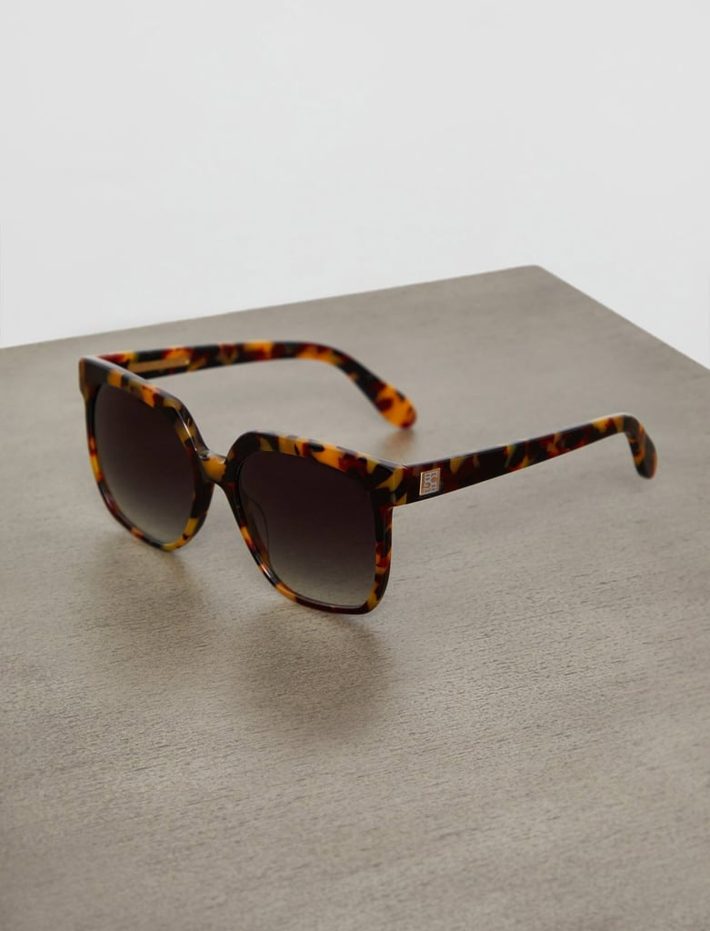 BCBGMAXAZRIA Oversized Square Sunglasses