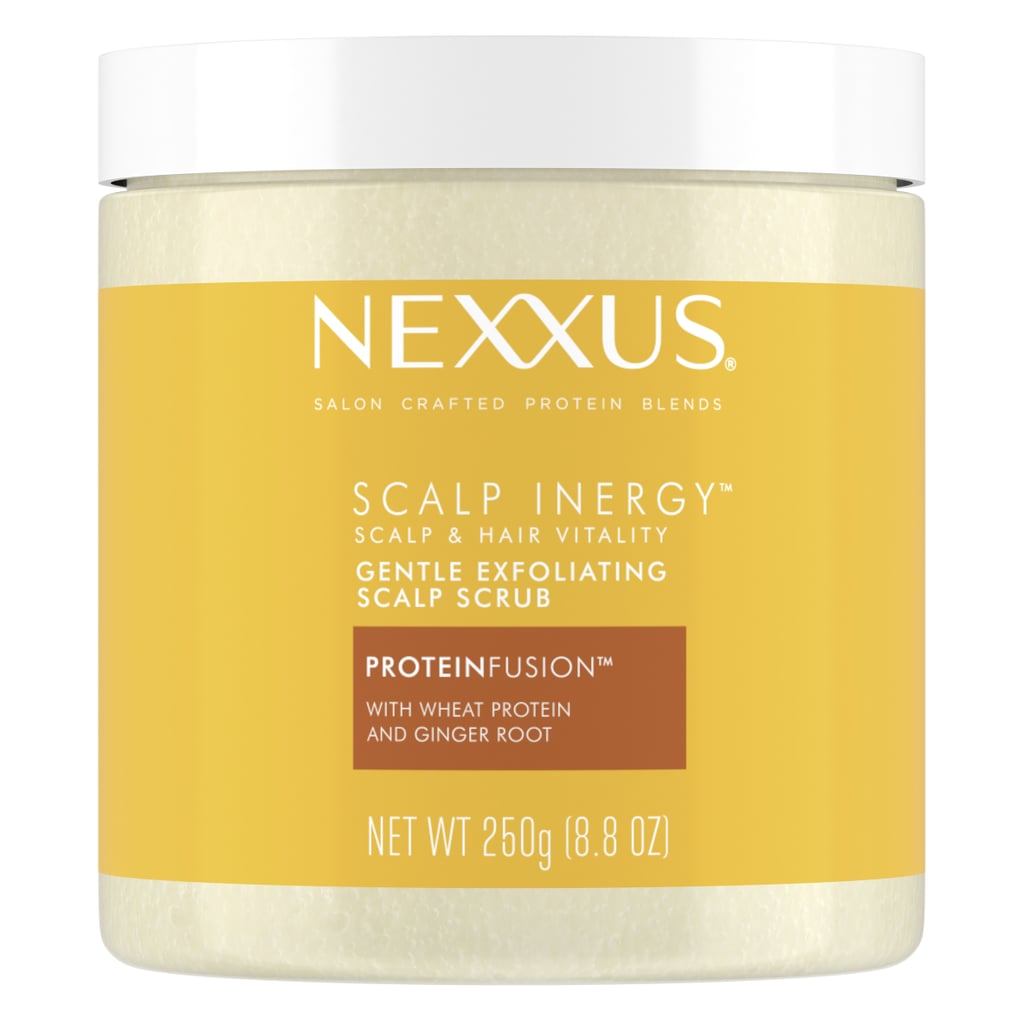 Nexxus Scalp Inergy Gentle Exfoliating Scalp Scrub