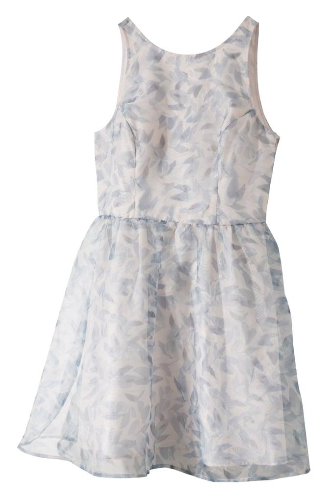 Disney's Cinderella Collection by LC Lauren Conrad Organza Bow-Back Dress ($80)
