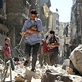 Bloodshed in Aleppo