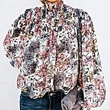 Kufv Floral Print Blouse