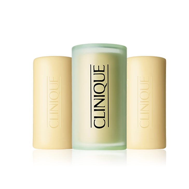 Clinique 3 Little Soaps With Travel Dish, $28