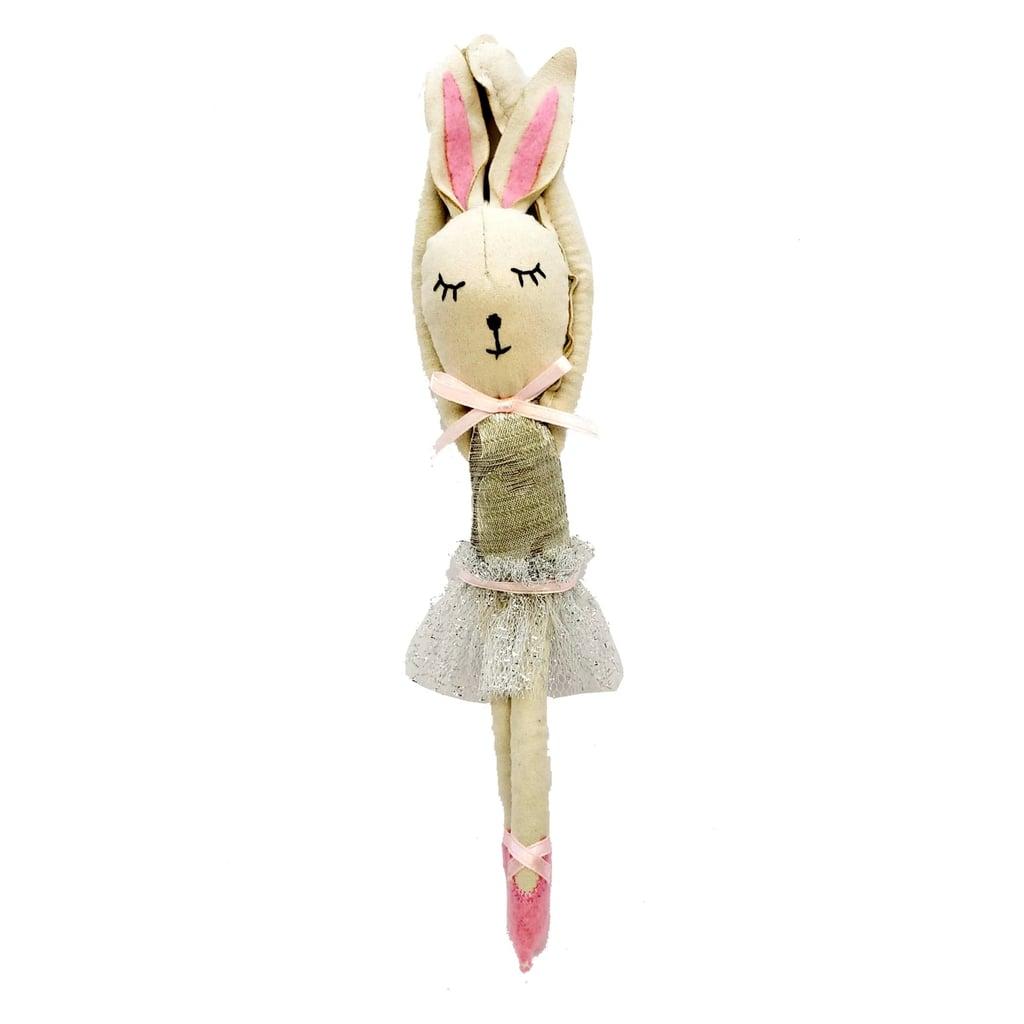 Enchanted Eve Animal Ballerinas Christmas Ornament Set