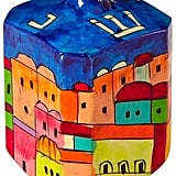 Hand-Painted Dreidel