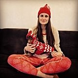 <h2>The Woman Who Coordinated Sweaters With Her Dog</h2>