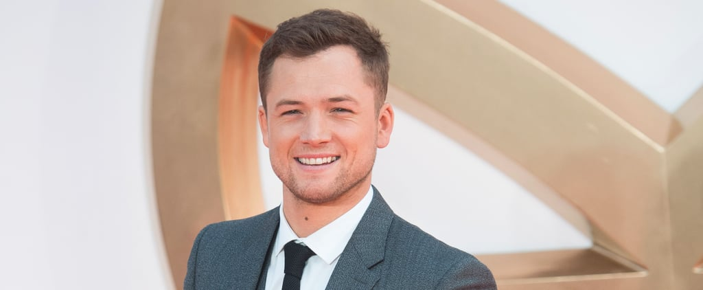 Taron Egerton and Channing Tatum Suit Up For the World Premiere of Kingsman: The Golden Circle