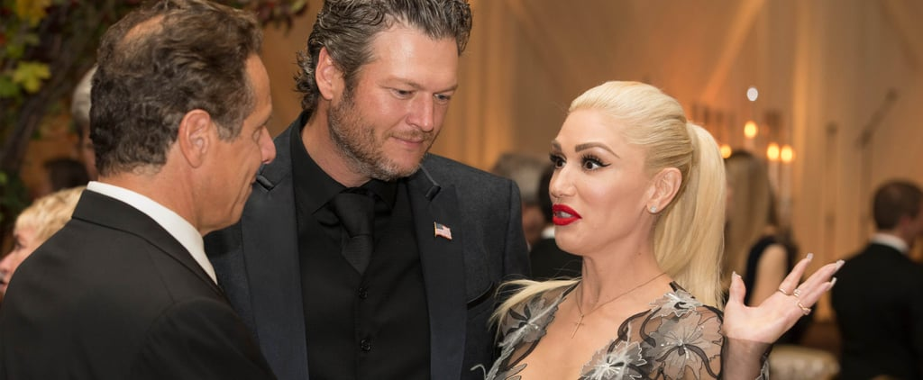 Gwen Stefani Turns the Obamas' Final State Dinner Into a Date Night With Blake Shelton