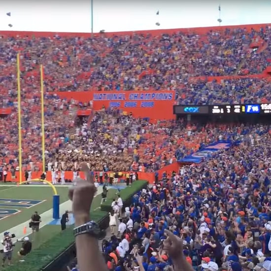 Florida Gators Singing Tom Petty Video