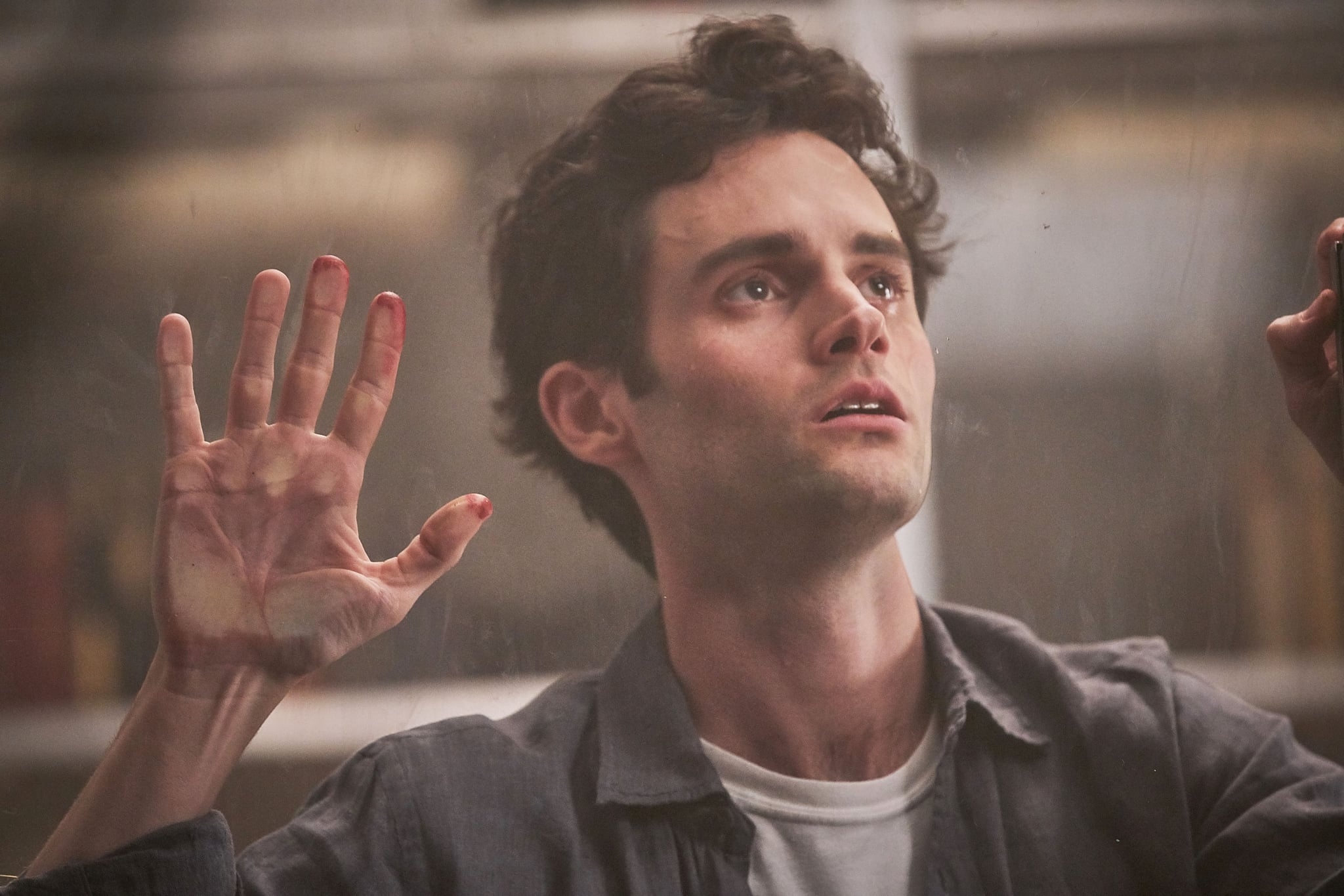 YOU, Penn Badgley, 'Bluebeard's Castle', (Season 1, ep. 110, aired Nov. 11, 2018). photo: Lifetime TV /  Courtesy: Everett Collection