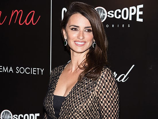 Penélope Cruz Once Styled Salma Hayek's Hair in the Dark