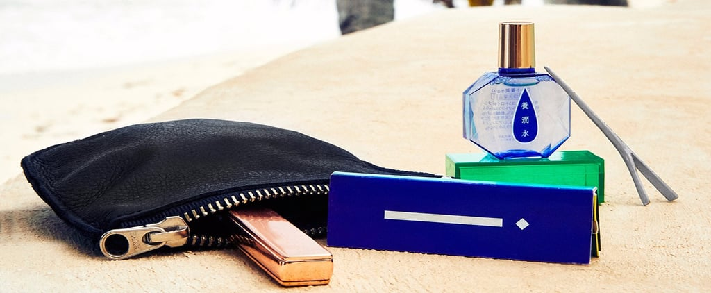 This Stylish Weed Travel Kit Lets Stoners Roll Up on the Go