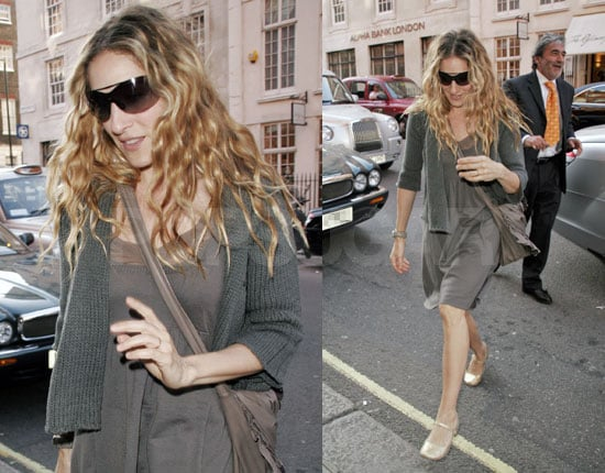Even SJP Got Fashion Tips From SatC
